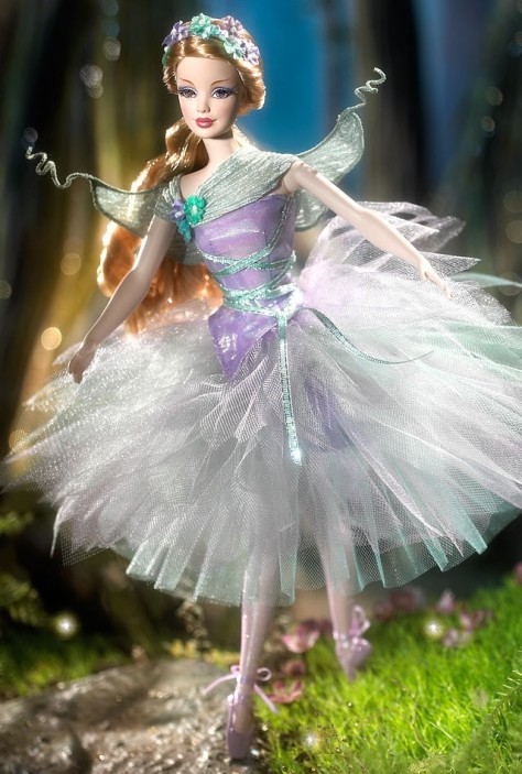 Barbie Doll as Titania