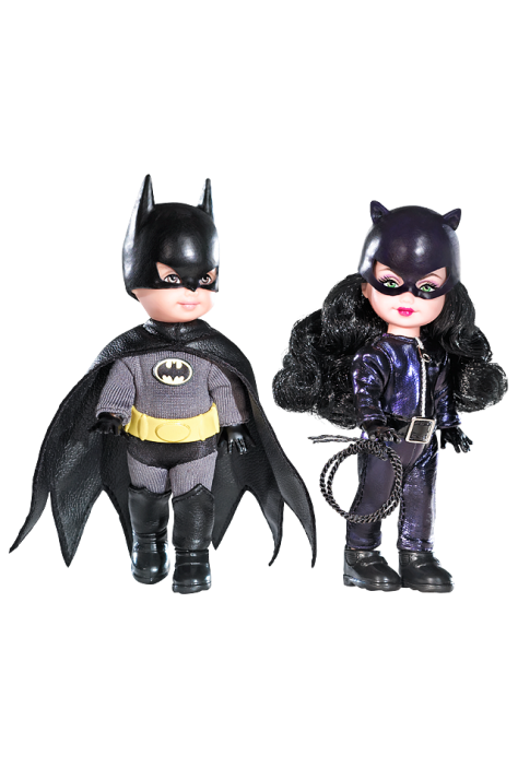 Batman & Catwoman Kelly Doll and Tommy Doll Giftset