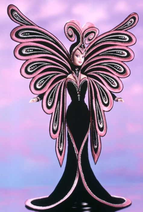 Bob Mackie Le Papillon Barbie Doll