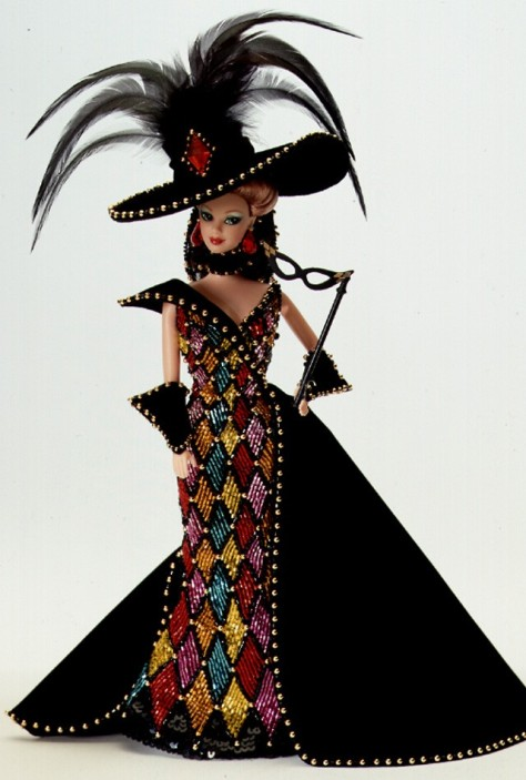 Bob Mackie Masquerade Ball Barbie Doll