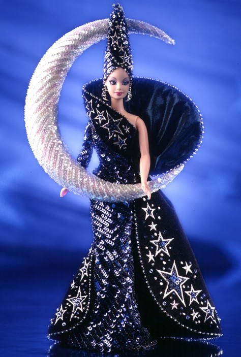 Bob Mackie Moon Goddess Barbie Doll
