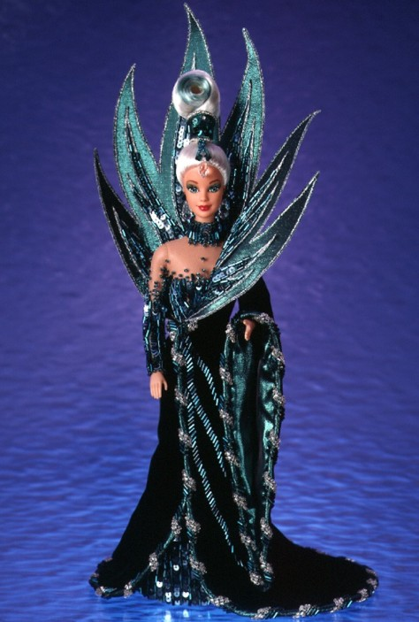 Bob Mackie Neptune Fantasy Barbie Doll