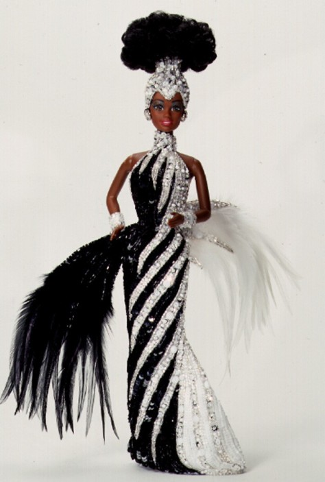 Bob Mackie Starlight Splendor Barbie Doll