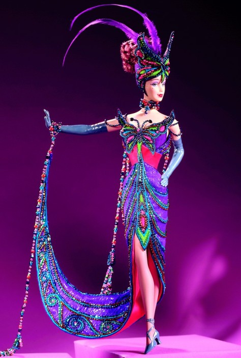 Bob Mackie The Tango Barbie Doll
