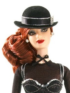 Cabaret Dancer Barbie® Doll