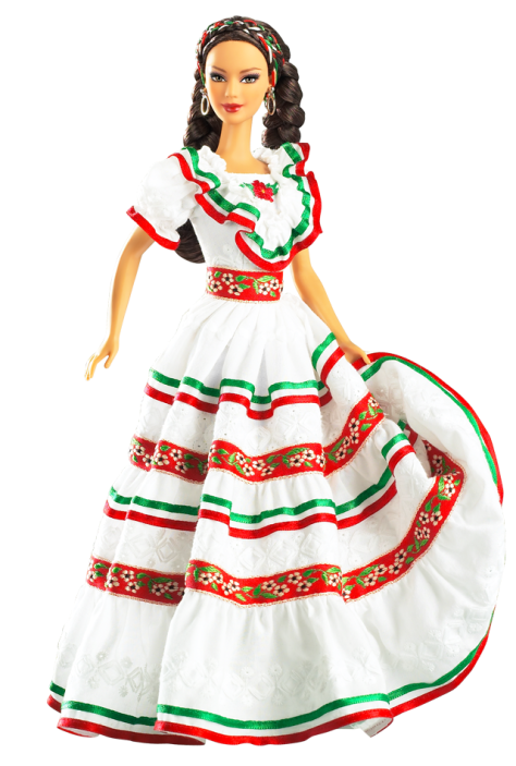 Cinco De Mayo Barbie Doll