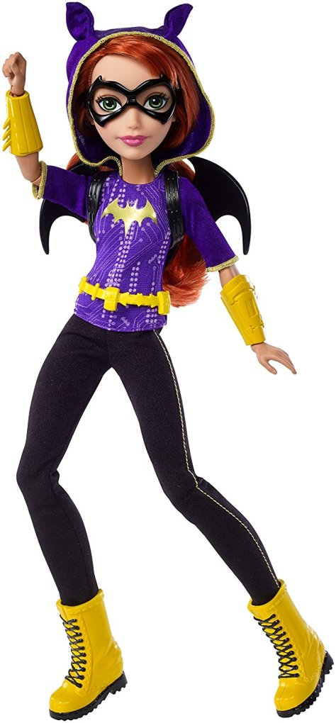 DC Super Hero Girls Batgirl Action Doll