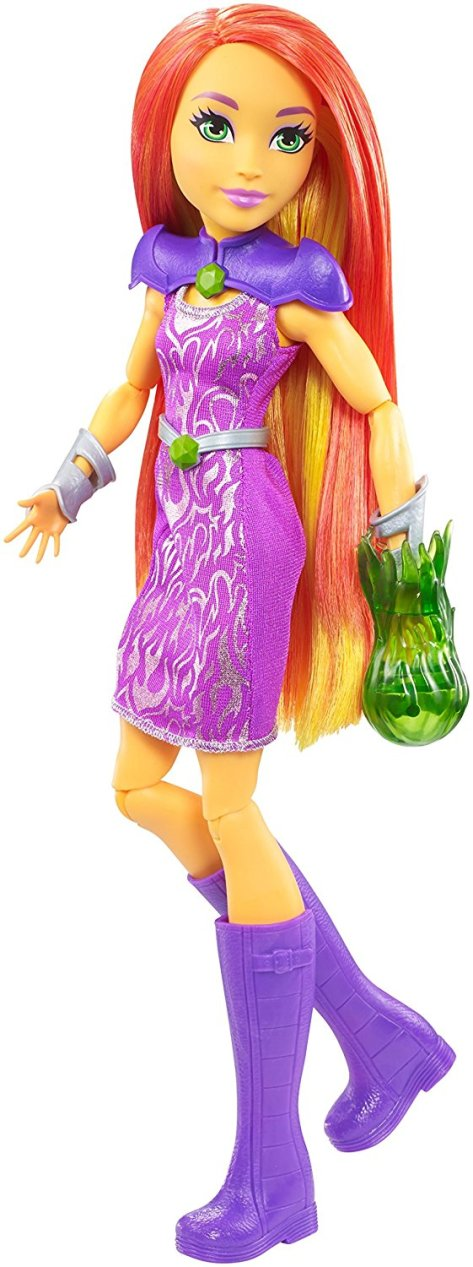 DC Super Hero Girls Starfire Action Doll