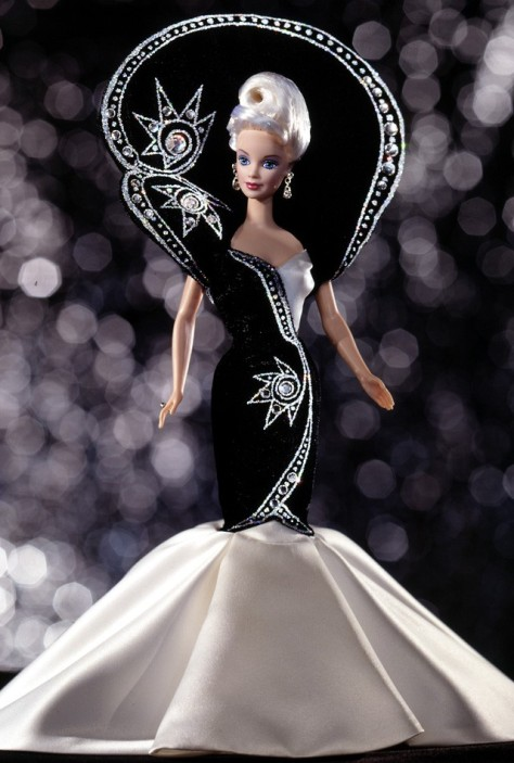 Diamond Dazzle Barbie Doll