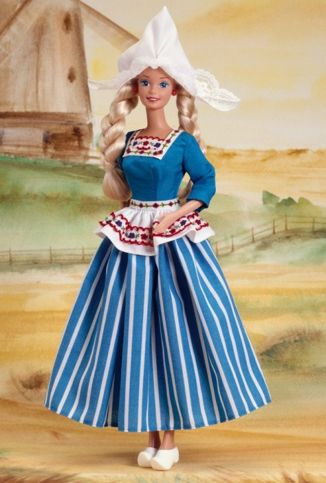 Dutch Barbie Doll