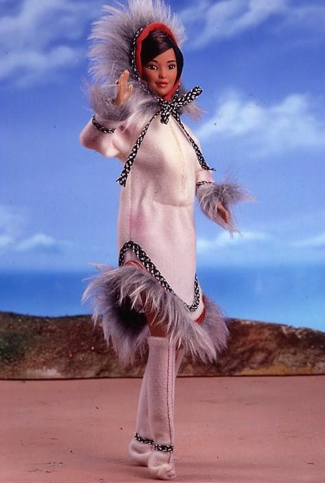 Eskimo Barbie Doll 1st Edition