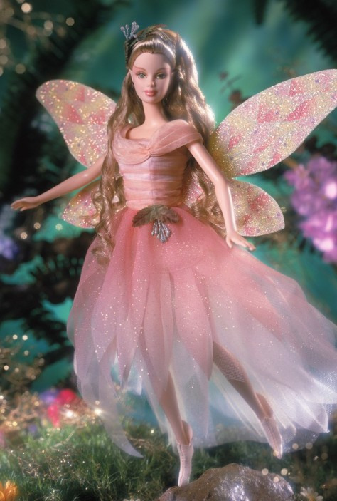 Fairy Of The Garden Barbie Doll