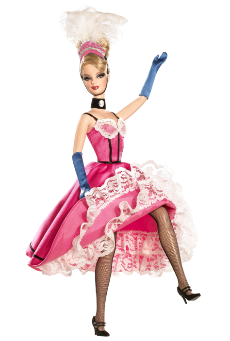 France Barbie Doll