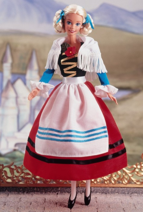 German Barbie Doll 2nd Edition