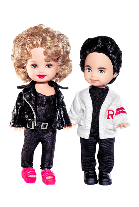 Grease Kelly Doll and Tommy Doll Giftset