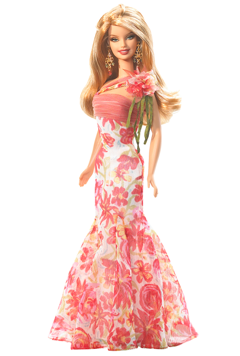 I Dream of Spring Barbie Doll