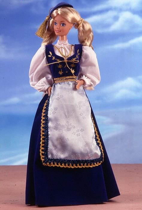 Icelandic Barbie Doll