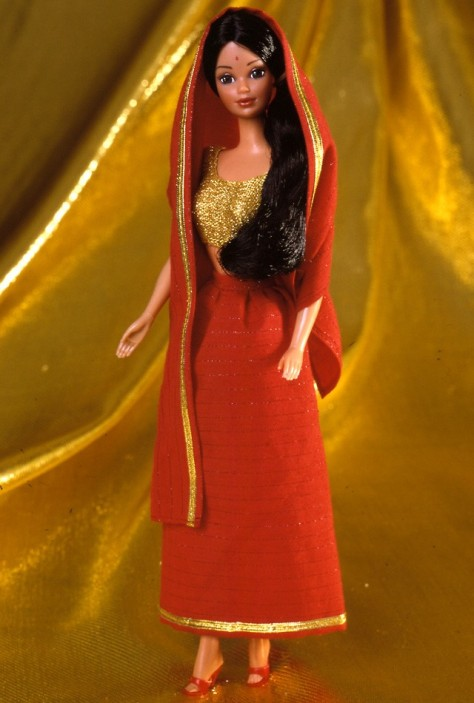 India Barbie Doll