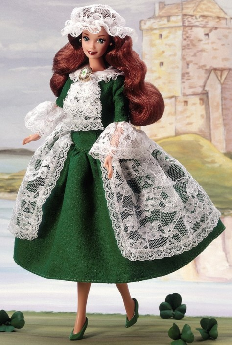 Irish Barbie Doll 2nd Edition