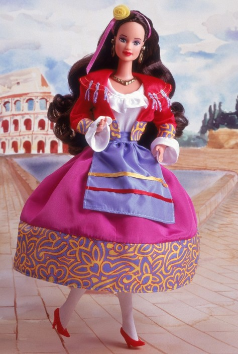 Italian Barbie Doll 2nd Edition