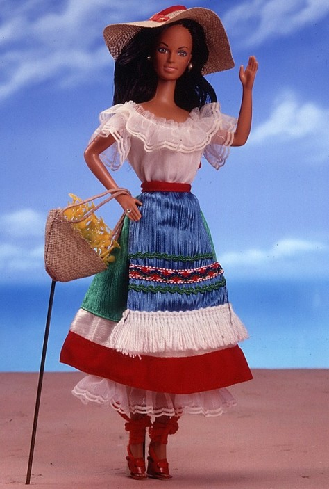 Italian Barbie Doll