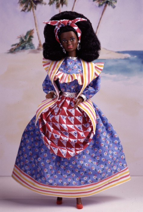 Jamaican Barbie Doll