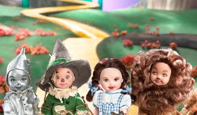 Los muñecos de colección de Kelly y Tommy
