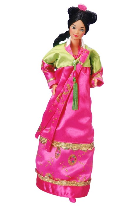 Korean Barbie Doll