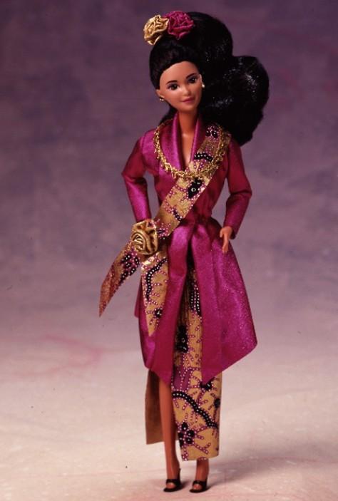 Malaysian Barbie Doll