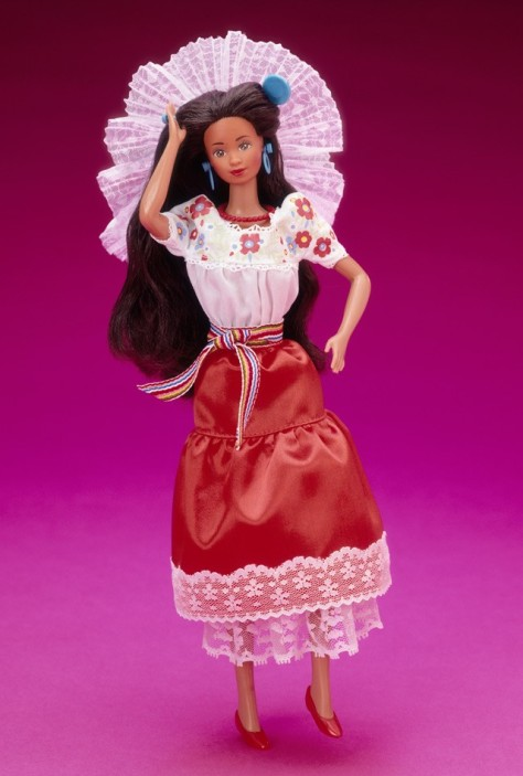Mexican Barbie Doll 1st Edition