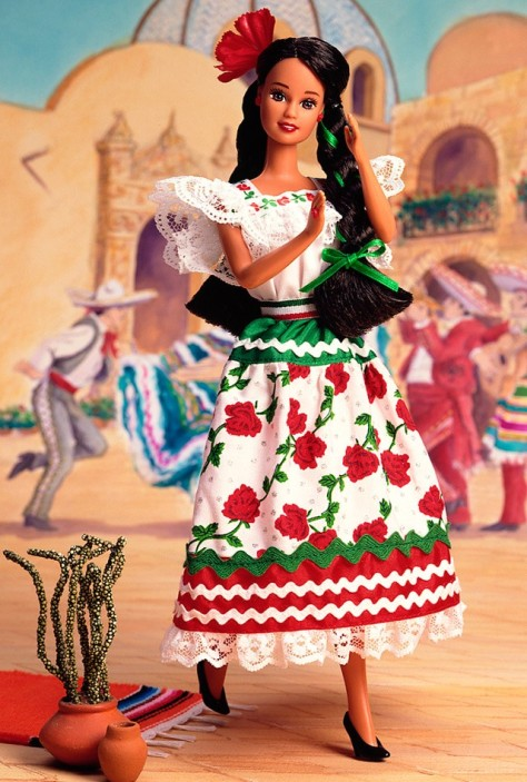 Mexican Barbie Doll 2nd Edition