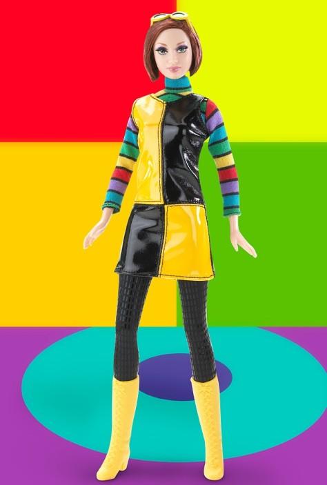 Mod Redux Barbie Doll