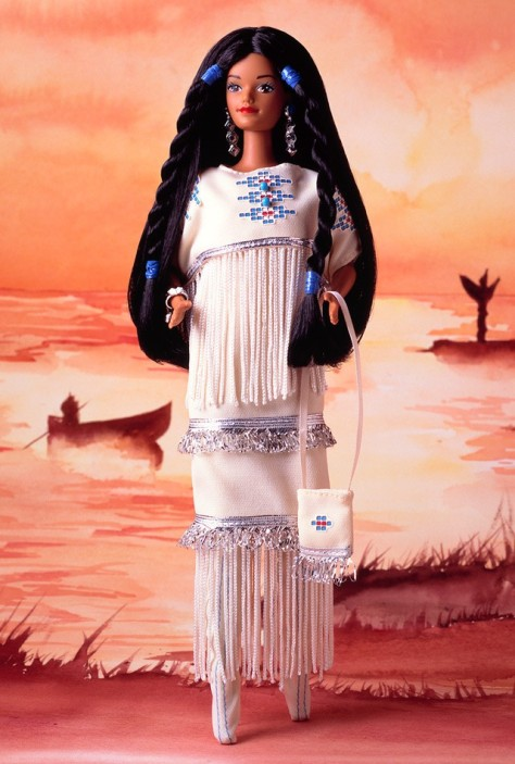 Native American Barbie Doll 1st Edition