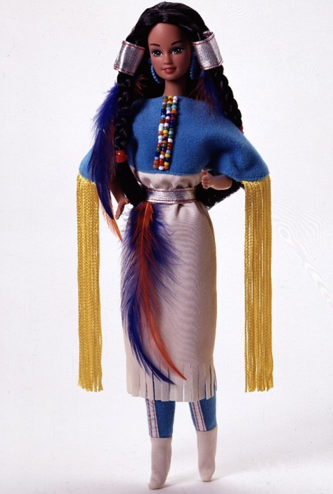 Native American Barbie Doll 2nd Edition