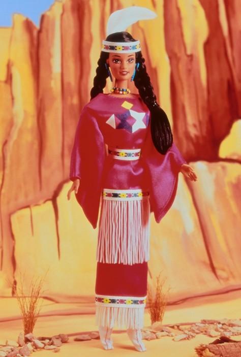 Native American Barbie Doll 3rd Edition