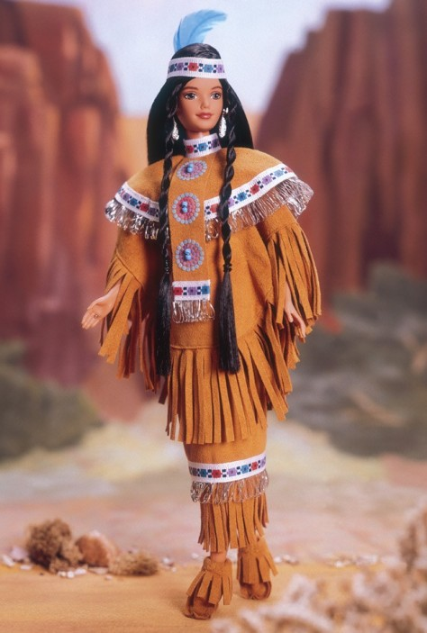 Native American Barbie Doll 4th Edition