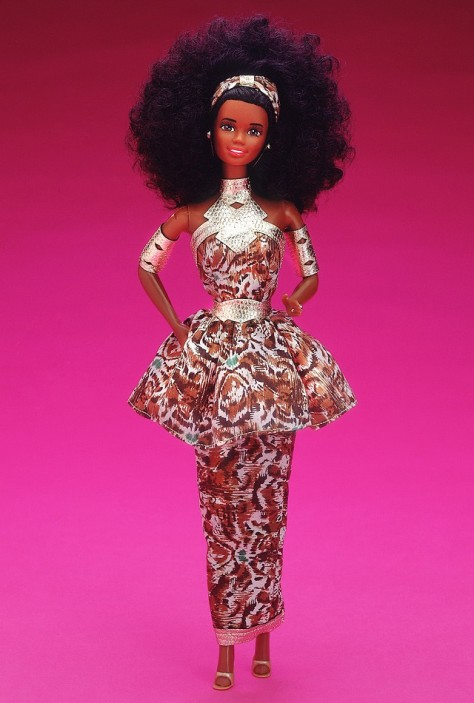 Nigerian Barbie Doll