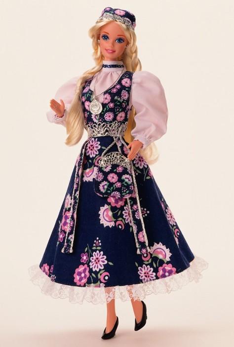 Norwegian Barbie Doll