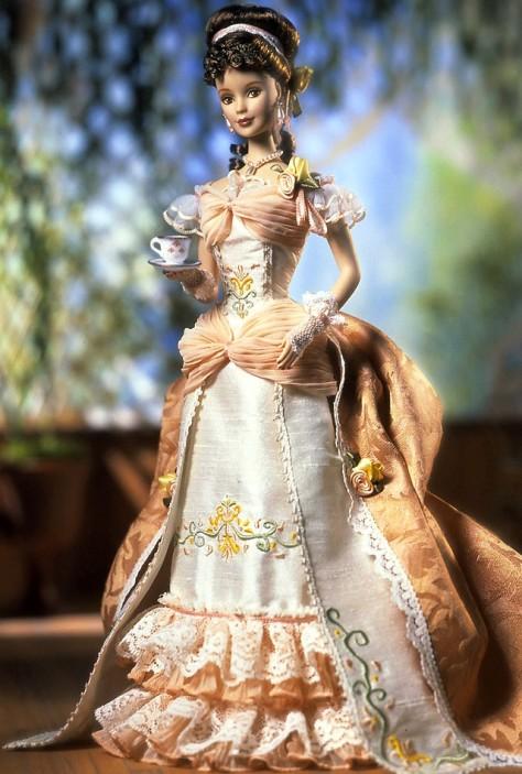 Orange Pekoe Barbie Doll