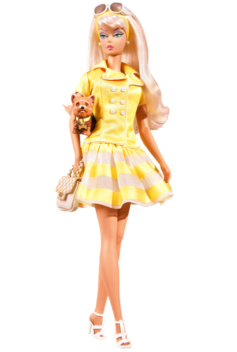 Palm Beach Honey Barbie Doll