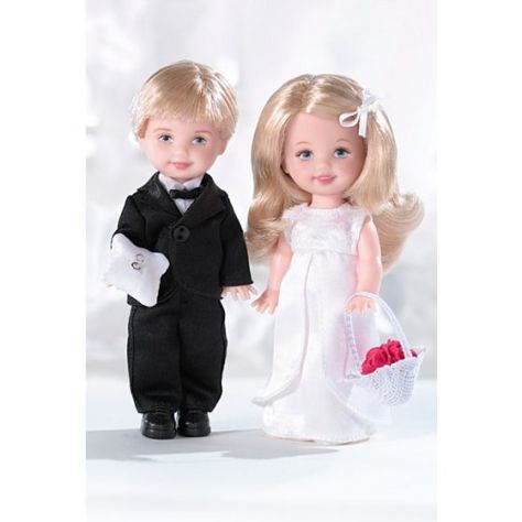 Perfect Pair Tommy Doll and Kelly Doll (1)