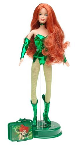 poison ivy barbie