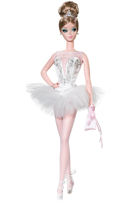 Prima Ballerina Barbie Doll