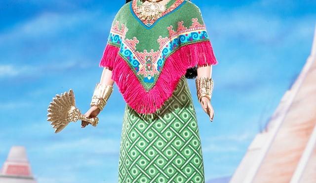 ¡Viva México! Y sus muñecas Barbie