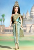 Princess of Cambodia Barbie Doll
