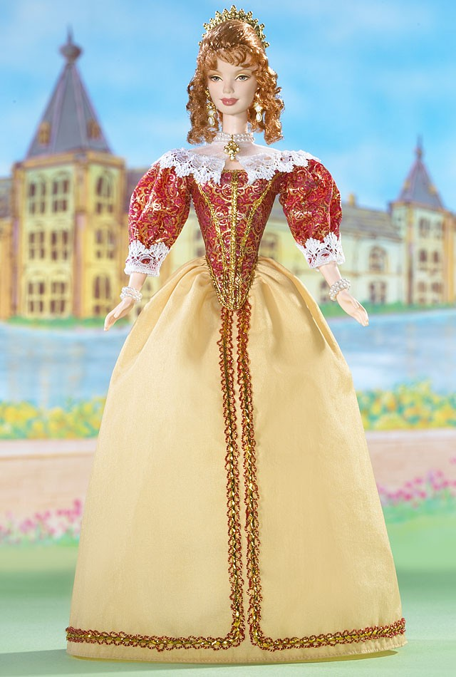 Barbie Dolls Of The World Princess Barbie Dolls of...