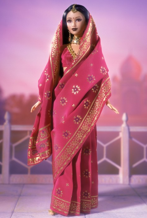 Princess of India Barbie Doll