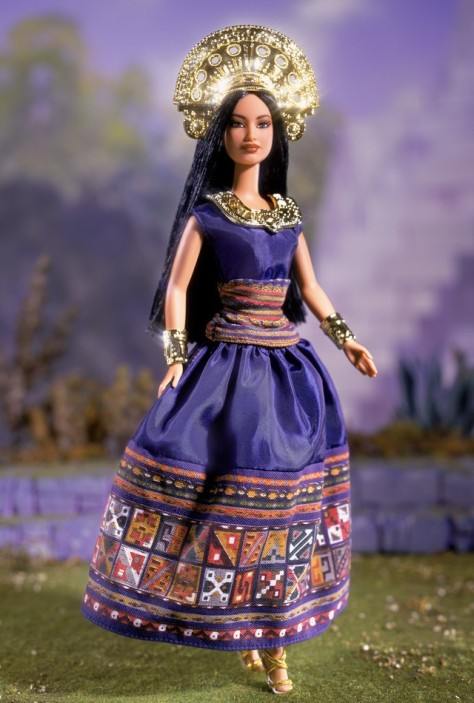 Princess of the Incas Barbie Doll