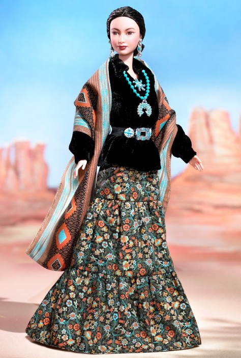 Princess of the Navajo Barbie Doll