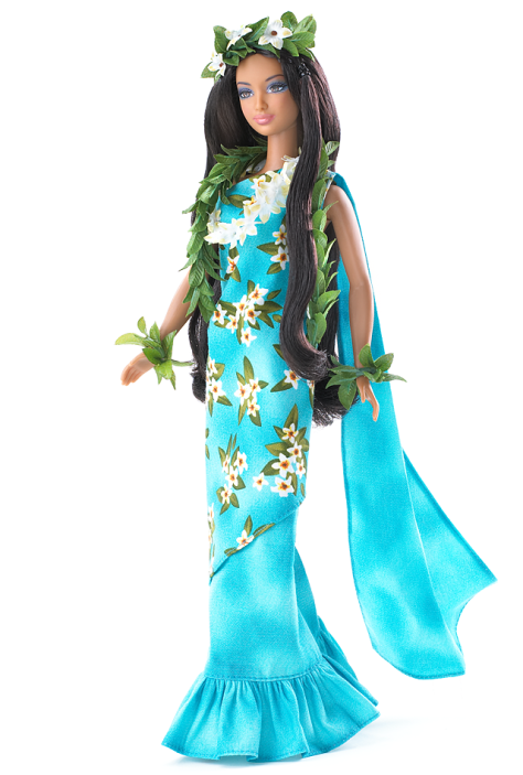 Princess of the Pacific Islands Barbie Doll